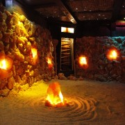 Inside Asheville's Salt Cave