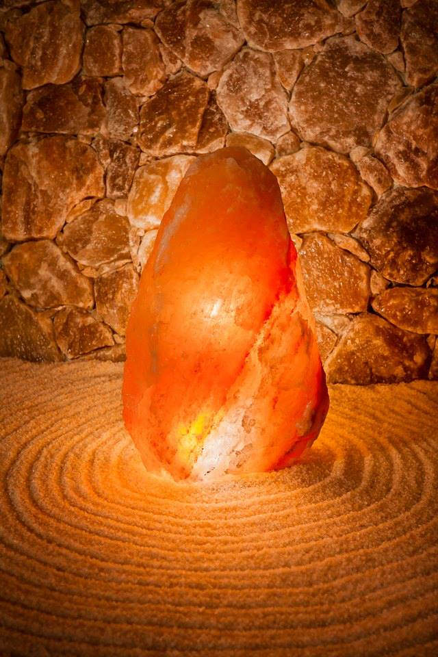 Negative Ions In Salt Lamps : Salt Lamps and Negative Ions Asheville Salt Cave