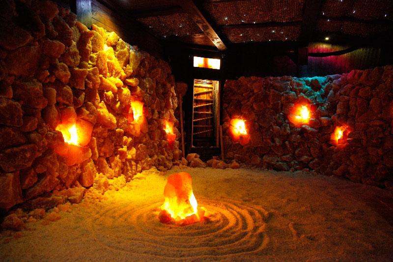 Asheville Salt Cave, a downtown Asheville day spa